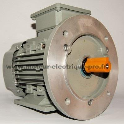 moteur électrique triphasé 0.37kW 3000 tr/min B35
