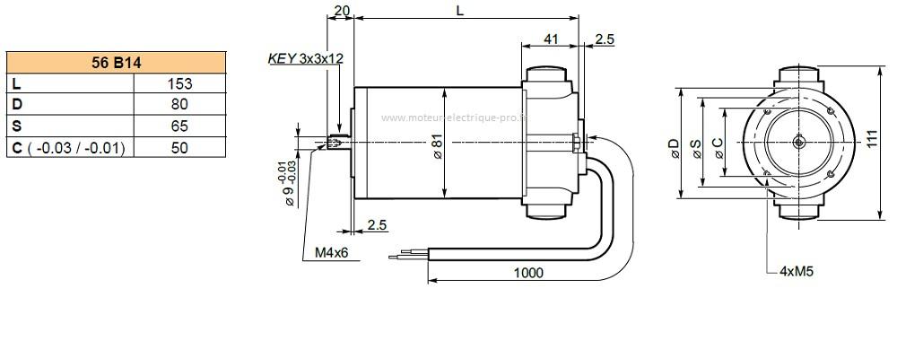 Transtecno EC100-240 56B14