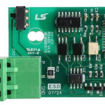 variateur de frequence LSIS IC5 carte modbus-rtu