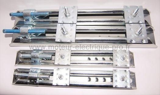 rails pour moteur electrique