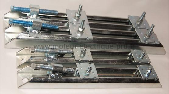 glissieres pour moteur electrique