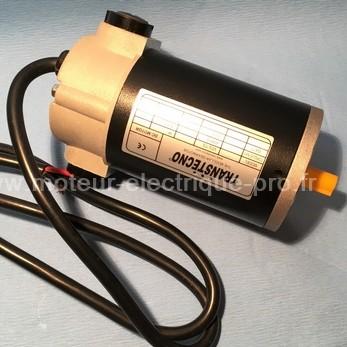 Moteur électrique continu Transtecno EC180.120