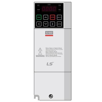 variateur de vitesse LSIS S100 LSLV0004S100-1-EOFNS
