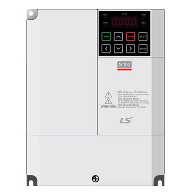 variateur de fréquence LSIS S100 LSLV0022S100-1-EOFNS