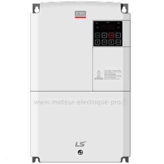 variateur de vitesse pour moteur electrique triphasé LSLV0110S100-4-EOFNS