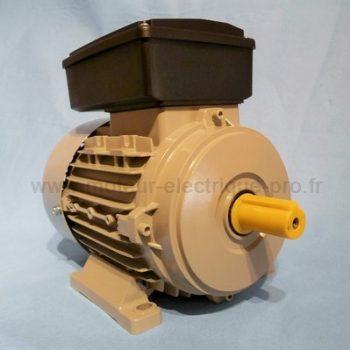moteur 220v mono 0.25kw 1500 b3