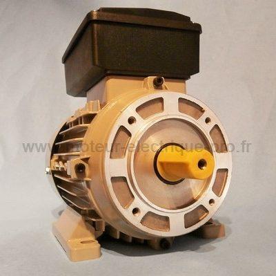 Moteur electrique mono 220V 1.50 kw 1500