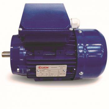 moteur electrique mono 1cv 1500 b14