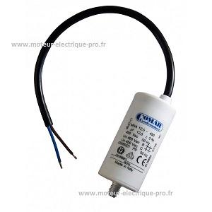 Condensateur Condensateur 12.5uf 450 V disponible sur www.moteur-electrique-pro.fr