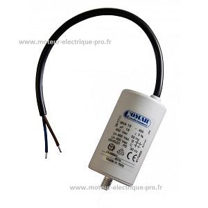 Condensateur 18uf 450v