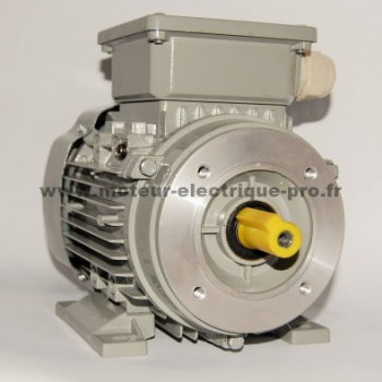 moteur asynchrone triphasé 0.09kw 1500 B34 380V