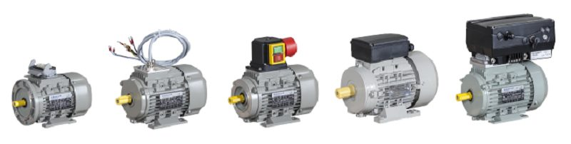 AC Motoren GmbH options moteurs électriques
