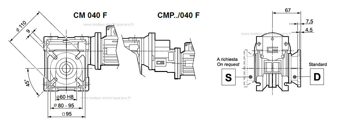 CM40F