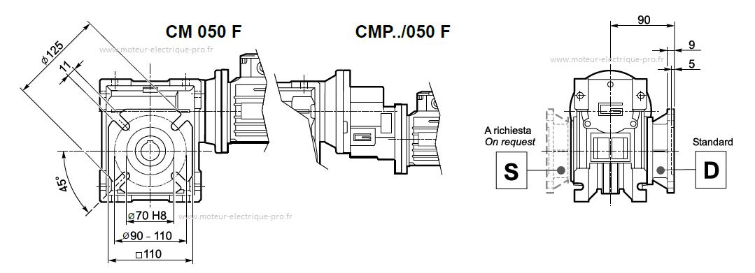 CM050F