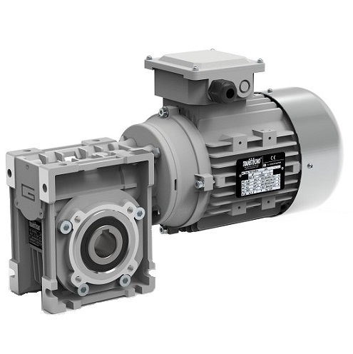 Motoréducteur roue et vis Transtecno CM050 0.25kw