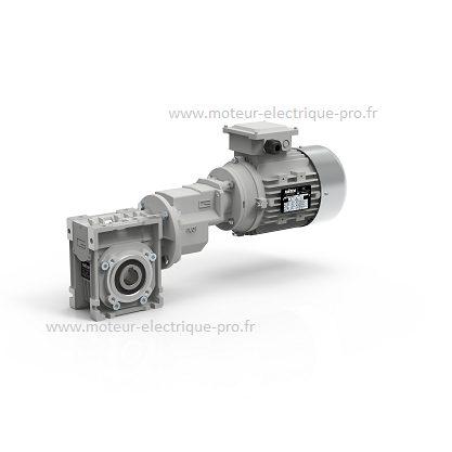 Motoréducteur roue et vis Transtecno CMPU01-050 0.25kw