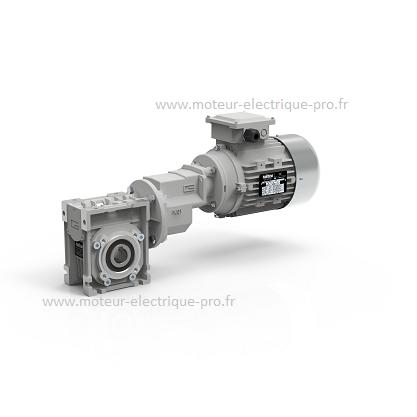 Motoréducteur CMPU01-075 roue et vis Transtecno 0.25kw