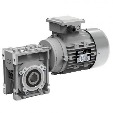 Motoréducteur monophasé roue et vis Transtecno CM040 0.37kw