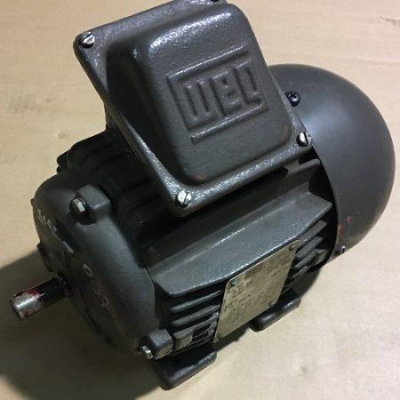 Moteur électrique WEG 0.37kW 3000