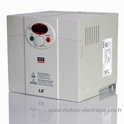 variateur moteur electrique SV015-iC5-1 LSIS
