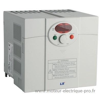 variateur vitesse moteur LSIS SV022-iC5-1F