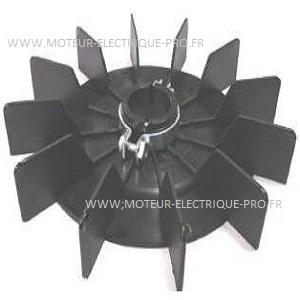 ventilateur plastique pour moteur plan