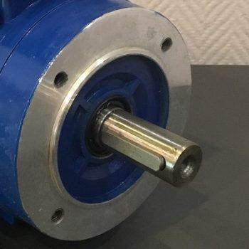 moteur electrique B14 mono 1.5cv 1500 tr/min