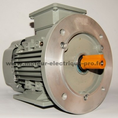 moteur electrique triphase 0.09kw 1500 B35