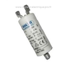 Condensateur 1.5 uf 450 V disponible sur www.moteur-electrique-pro.fr
