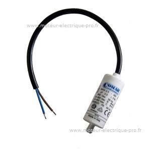 Condensateur 2.5 uf 450V disponible sur www.moteur-electrique-pro.fr
