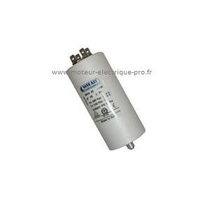 condensateur 75uf 450V disponible sur www.moteur-electrique-pro.fr
