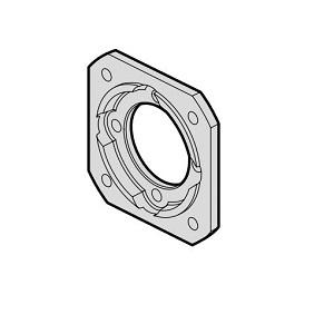 Transtecno bride CMG F250 pour CMG042 et CMG043 sur www.moteur-elecrique-pro.fr