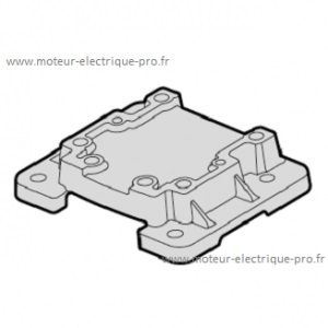 Transtecno CMG03 H120 pattes disponible sur www.moteur-elecrique-pro.fr