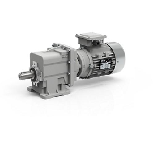 motoréducteur à engrenage CMG032 coaxial Transtecno 0.55kw 380V