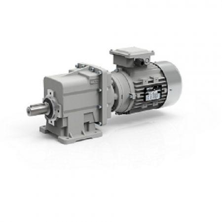 Motoréducteur coaxial 380V