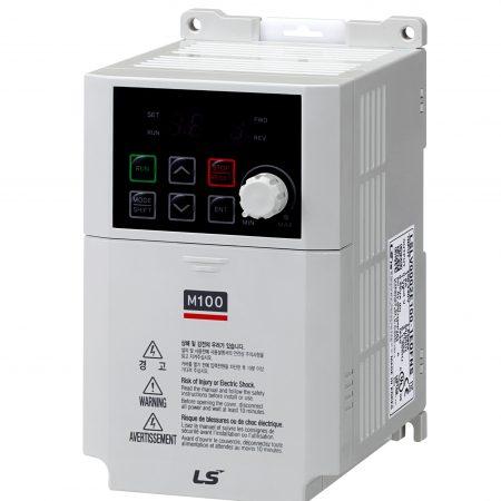 Variateur de fréquence M100 LSLV008M100-1EOFNA