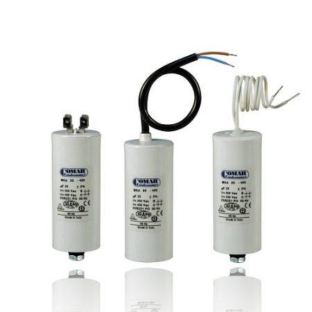 Condensateur COMAR