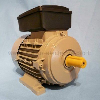 moteur électrique 220V 0.55 kw 3000 B3