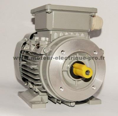 moteur 0.37 kw 3000 B34 - taille réduite - www.moteur-electrique-pro.fr
