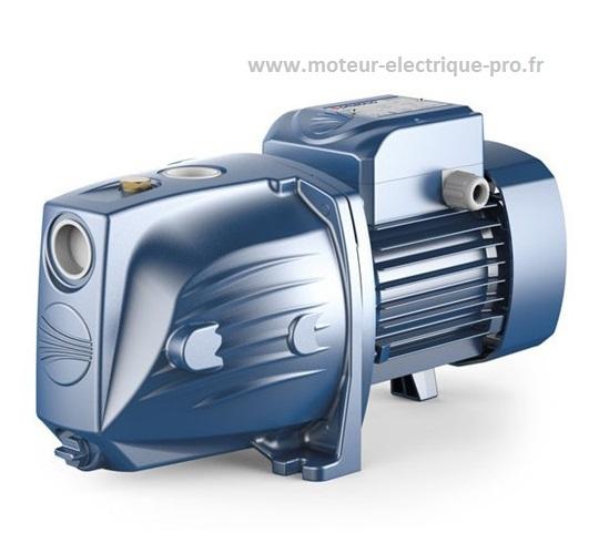Pompe électrique 380 volts Pedrollo pour eaux claires JSW1A