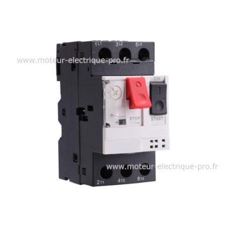 Disjoncteur magnéto thermique GV2ME6