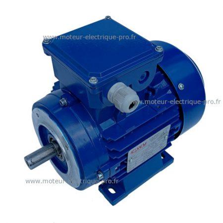 moteur électrique 0.75kw 3000 type 80A-2 400V B34 IE3